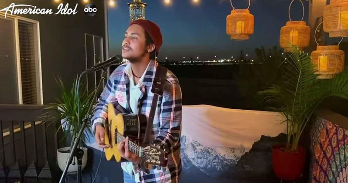नेपाली युवा गायक दिवेश अमेरिकन आइडलको शीर्ष १० मा
