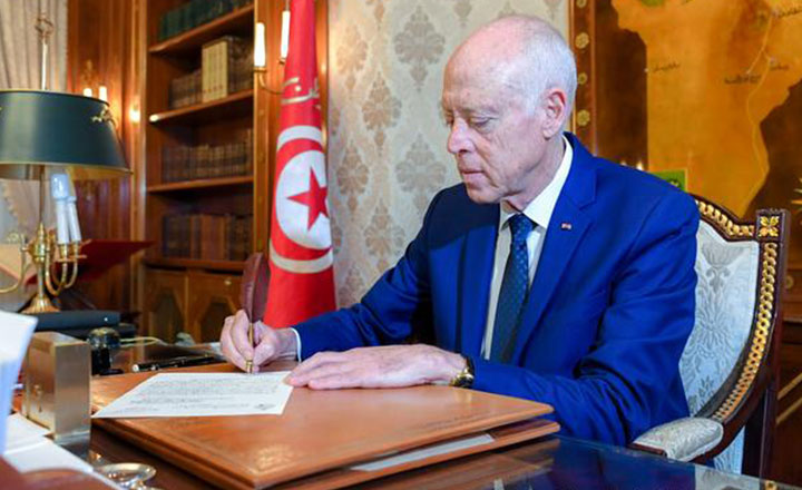ट्युनिसियाका राष्ट्रपतिद्धारा संसद निलम्बन, प्रधानमन्त्री बर्खास्त